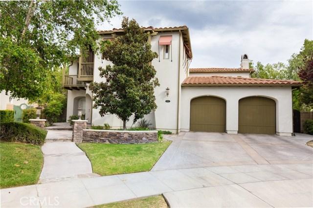 Single Family Home for Sale at 24701 Tiburon Street Valencia, California 91355 United States