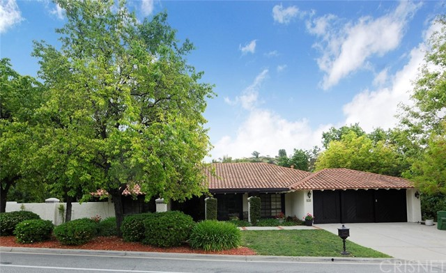 Single Family Home for Sale at 4128 Valley Spring Drive Westlake Village, California 91362 United States
