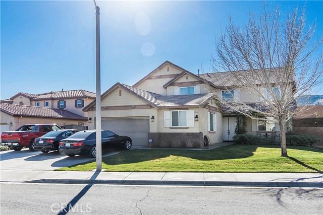 6830 Princessa Drive Palmdale, CA 93551 - MLS #: SR18029727