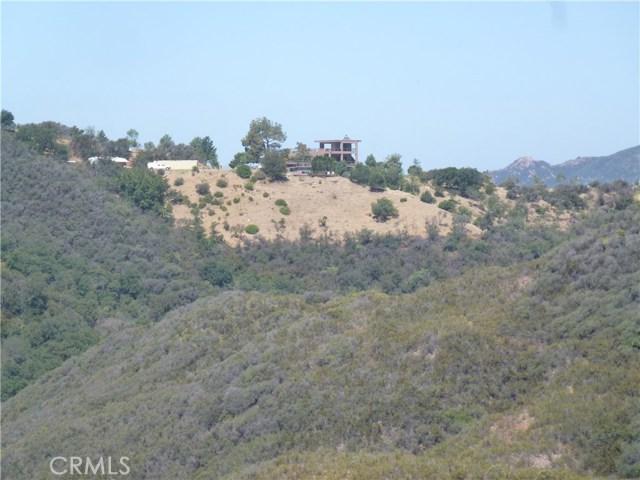 0 Corral Canyon Road Malibu, CA 90265 - MLS #: SR17141934