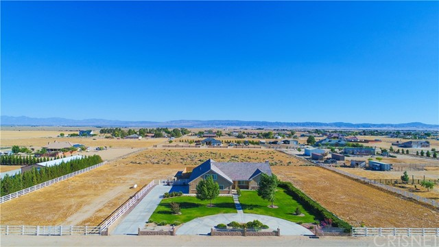 Single Family Home for Sale at 6640 Elder Avenue Rosamond, California 93560 United States