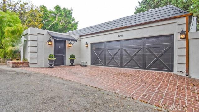 8248 Hillside Avenue, Los Angeles CA 90069