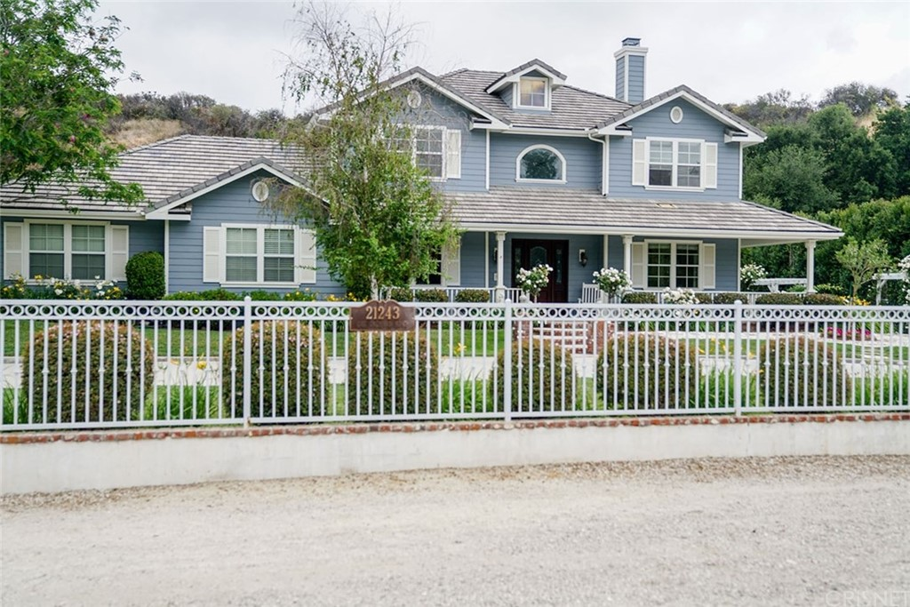 Photo of 21243 OAK ORCHARD ROAD, Newhall, CA 91321