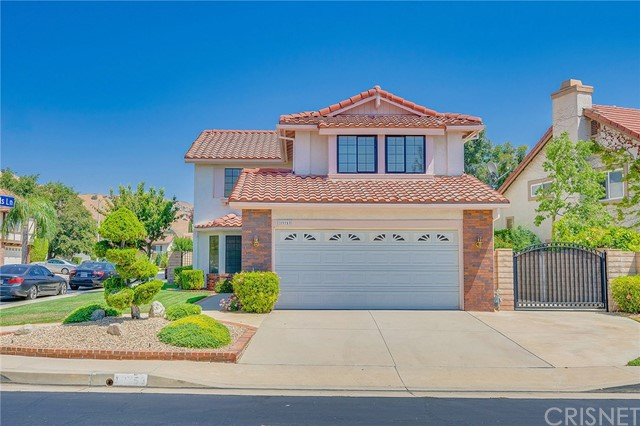19753 Crystal Hills Drive , CA 91326 is listed for sale as MLS Listing SR18215964