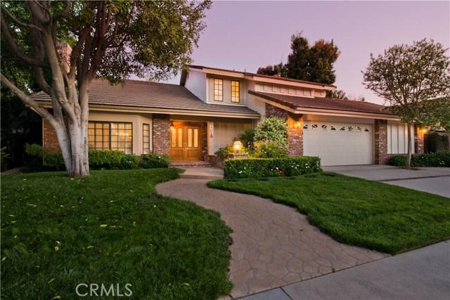 17718 W Royce Drive Encino, CA 91316 - MLS #: SR18173614