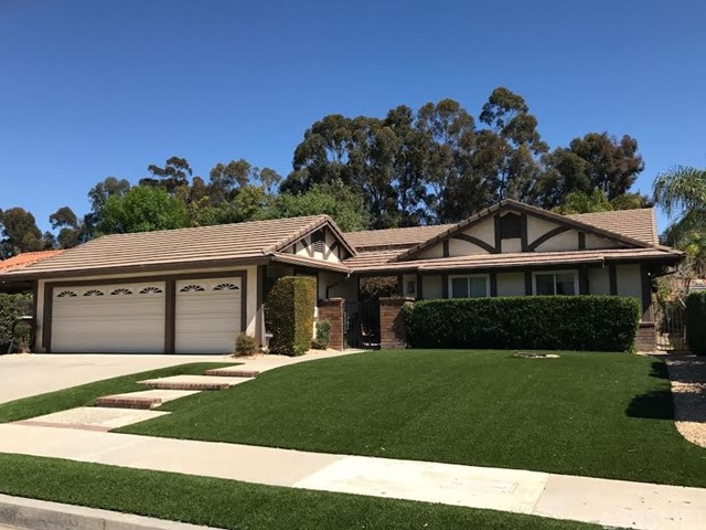 Single Family Home for Rent at 23695 Burton Street West Hills, California 91304 United States