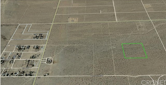 Land for Sale at 14500 Vic 145th Ste & Ave G4 14500 Vic 145th Ste & Ave G4 Lancaster, California 93535 United States