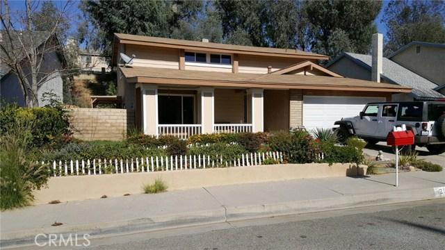 21951 Peppercorn Drive, Saugus CA 91350