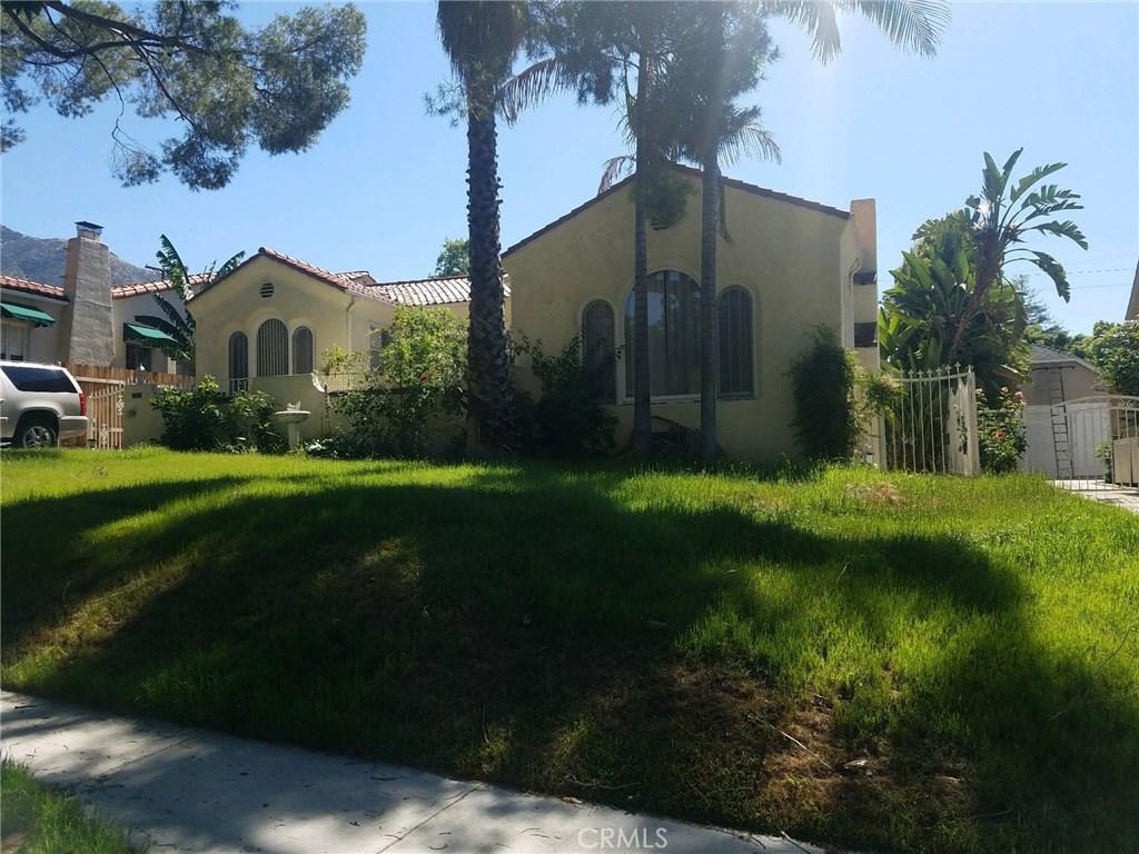 1632 BEN LOMOND Drive, Glendale, CA 91202