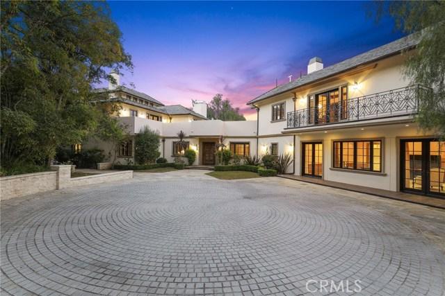 Casa Unifamiliar por un Venta en 1748 Correa Way Brentwood, California 90049 Estados Unidos