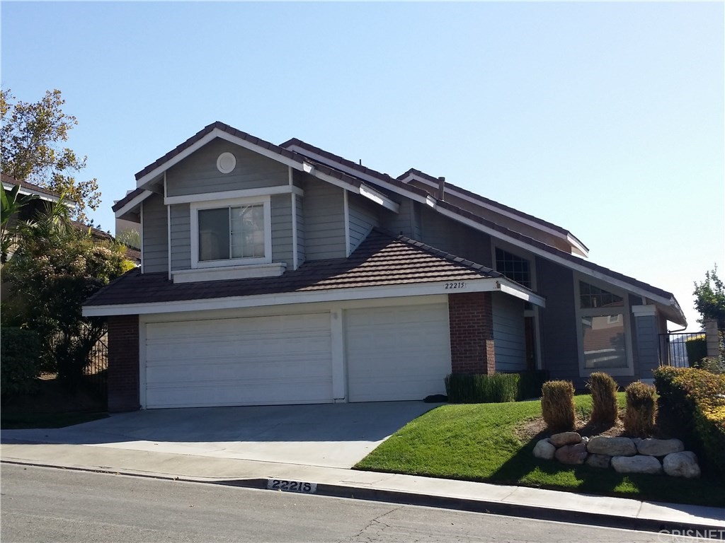 Photo of 22215 PAMPLICO DRIVE, Saugus, CA 91350