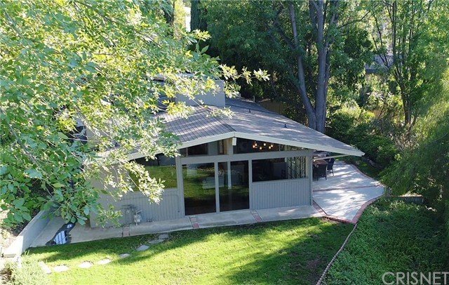 16725 Oak View Drive Encino, CA 91436 - MLS #: SR17159846