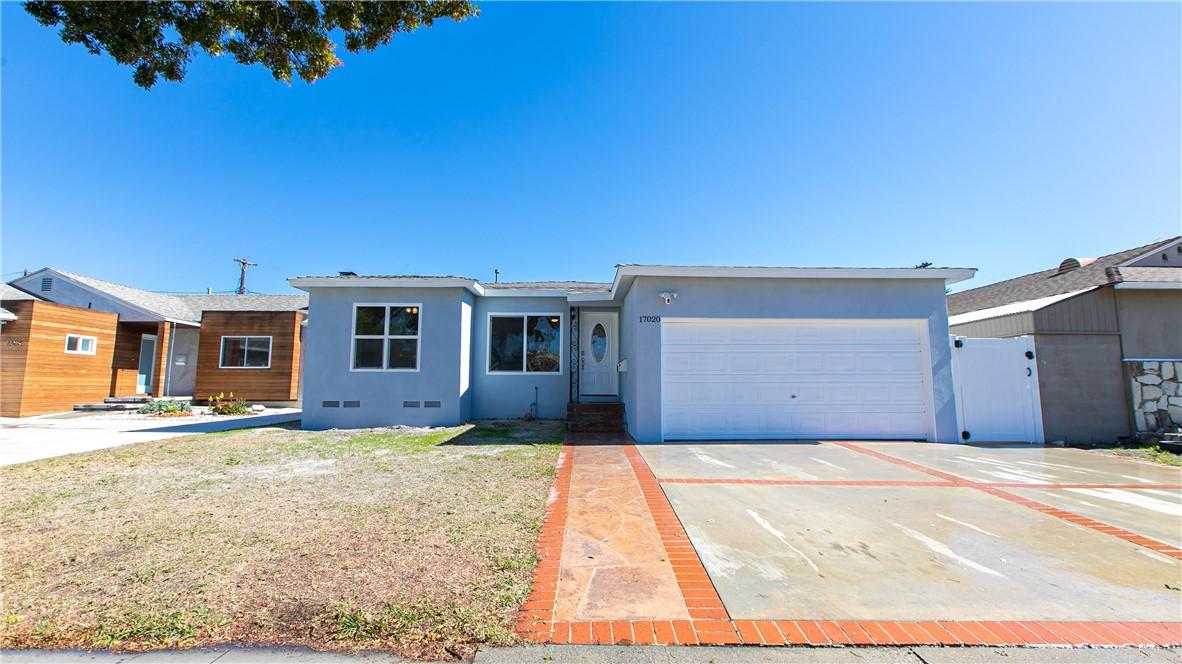17020 Ermanita Avenue, Torrance, California 90504, 3 Bedrooms Bedrooms, ,2 BathroomsBathrooms,Single family residence,For Sale,Ermanita,SR21037408