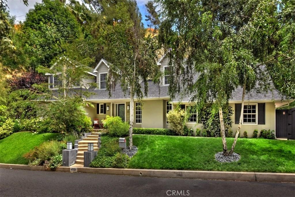 4020 STONEYBROOK Drive, Sherman Oaks, CA 91403