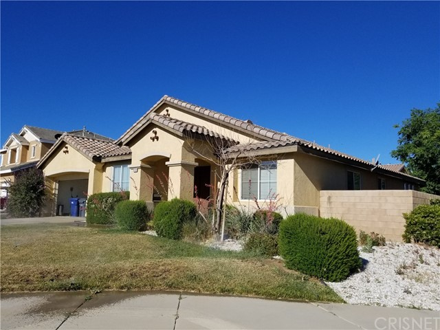 Single Family Home for Rent at 39139 Dunbar Street Palmdale, California 93551 United States