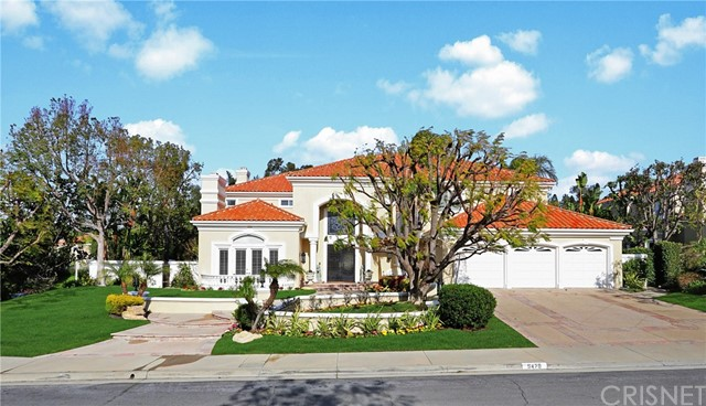Photo of 5470 Hobson Court, Calabasas, CA 91302