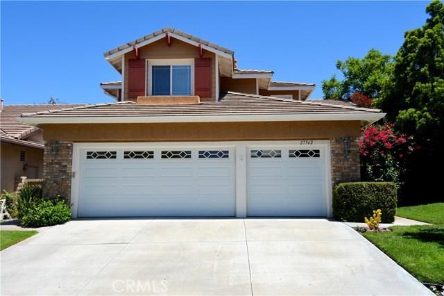 27562 Weston Drive, Valencia CA 91354