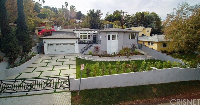 Single Family Home for Sale at 3943 Kentucky Drive 3943 Kentucky Drive Los Angeles, California 90068 United States
