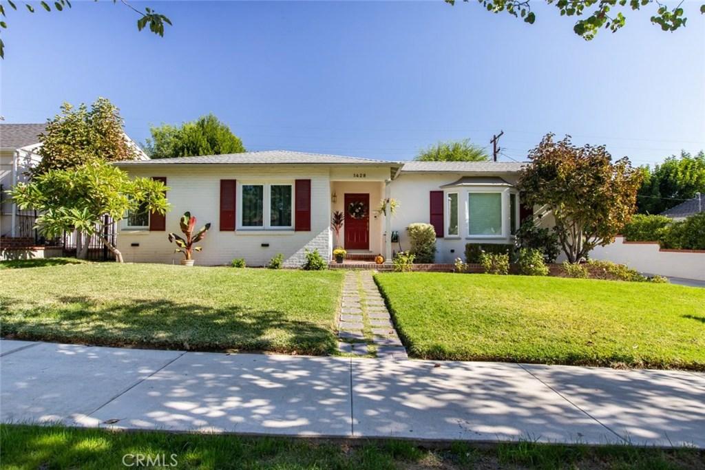 1428 IDLEWOOD Road, Glendale, CA 91202