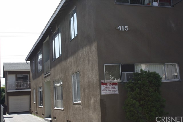 415 Fischer Street Glendale, CA 91205 - MLS #: SR18129855
