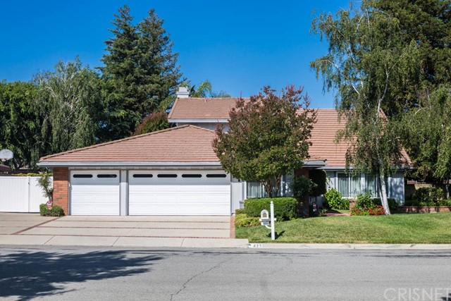 Single Family Home for Rent at 425 Valley Gate Road Simi Valley, California 93065 United States