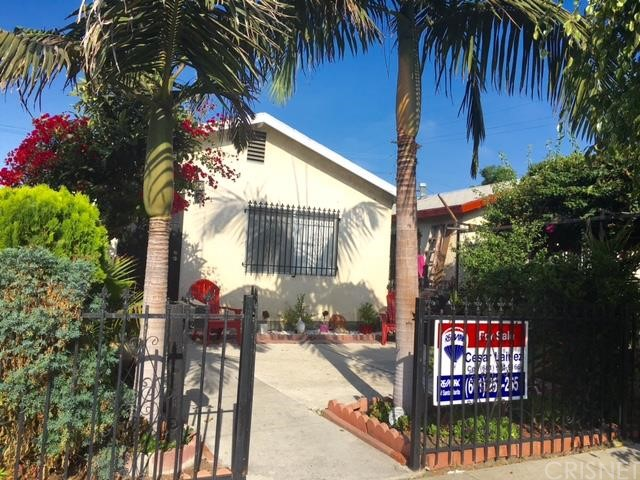 9705 Beach Street, Los Angeles, California 90002