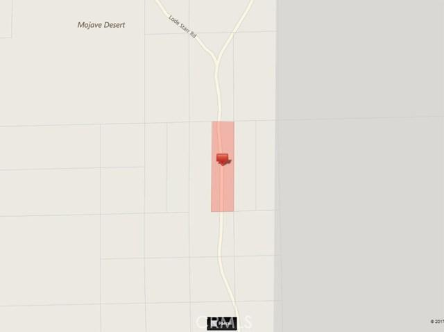 0 Lode Starr Road Rosamond, CA 93560 - MLS #: SR17267837