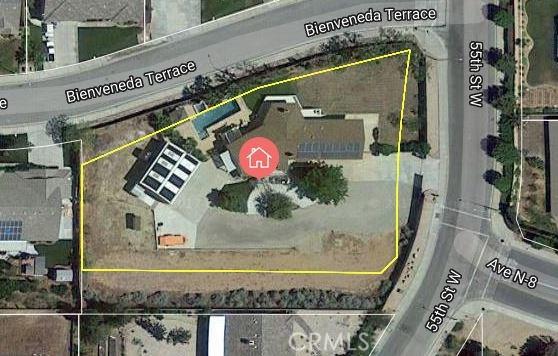 40811 55th Street W Palmdale, CA 93551 - MLS #: SR17155413