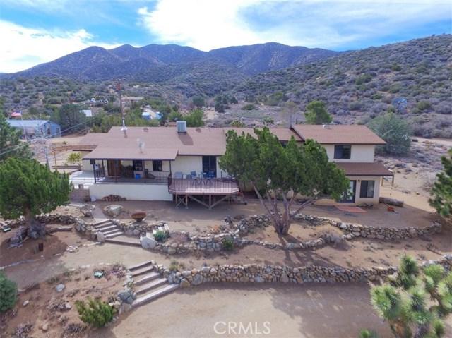 Single Family Home for Sale at 9950 Cima Mesa Road Littlerock, California 93543 United States