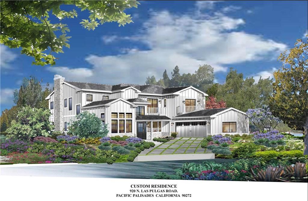 920 LAS PULGAS Road, Pacific Palisades, CA 90272