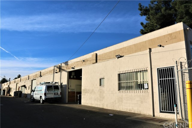 Industrial por un Venta en 7631 Alabama Avenue Canoga Park, California 91304 Estados Unidos