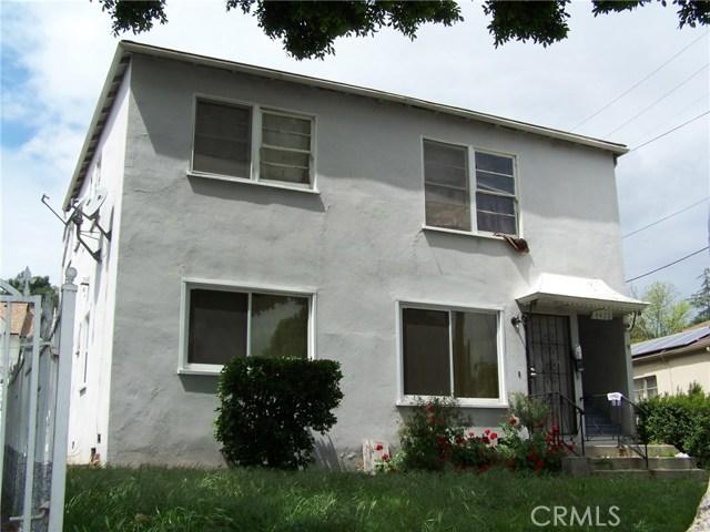 4421 Verdugo Road Los Angeles, CA 90065 - MLS #: SR17082092