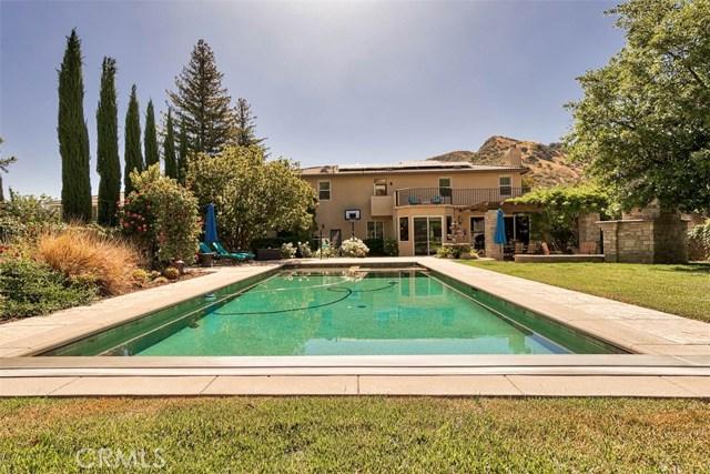 24917 Greensbrier Drive Stevenson Ranch, CA 91381 - MLS #: SR18128487