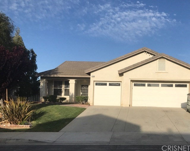 Single Family Home for Rent at 42348 73rd Street Lancaster, California 93536 United States
