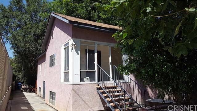 Single Family Home for Sale at 2147 Clinton Street Echo Park, California 90026 United States