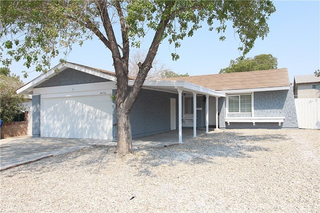 44726 E 12th Street Lancaster, CA 93535 - MLS #: SR18200607