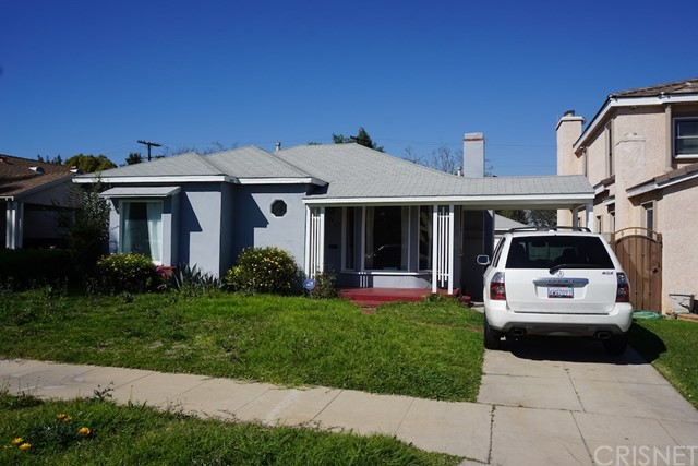 Single Family Home for Sale at 3437 W 78th Place 3437 W 78th Place Los Angeles, California 90043 United States