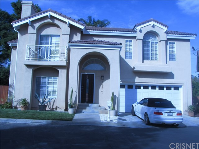 Single Family Home for Sale at 14824 Chatsworth Drive Mission Hills, California 91345 United States