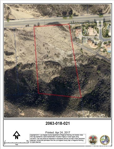 Land for Sale at Kanan Road Kanan Road Agoura, California 91301 United States