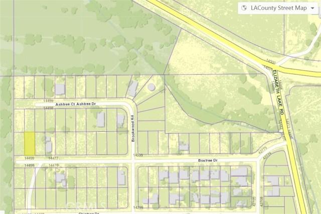 1 Vac/Boxtree Dr/Vic Ashtree Drive Lake Elizabeth, CA 93532 - MLS #: SR18014916