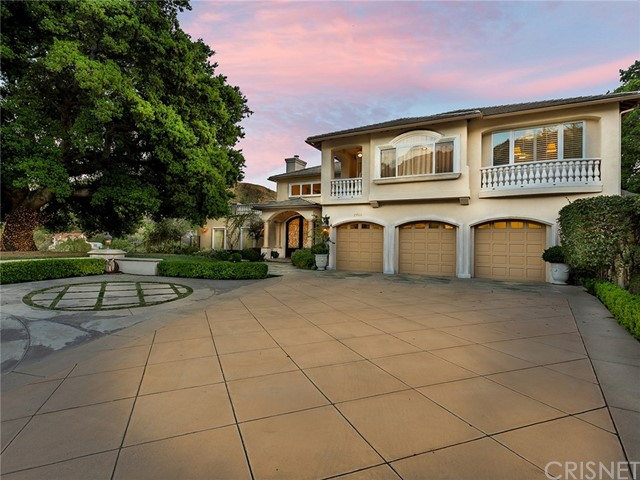 Single Family Home for Sale at 23520 Park South Street Calabasas, California 91302 United States