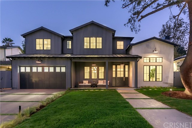Single Family Home for Sale at 13446 Valley Vista Boulevard Sherman Oaks, 91423 United States