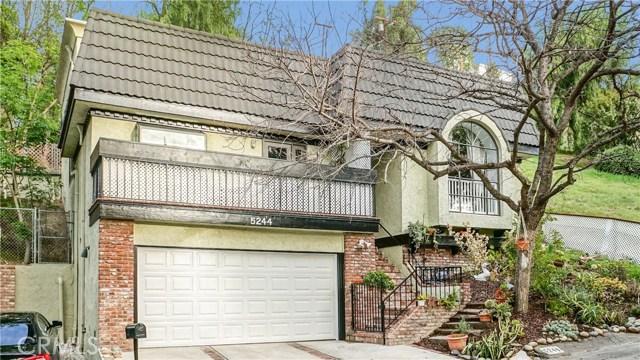 5244 Baza Avenue Woodland Hills, CA 91364 - MLS #: SR18052491