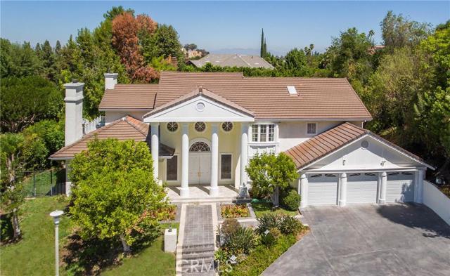 18165 Sweet Elm Drive, Encino, California 91316- Oren Mordkowitz