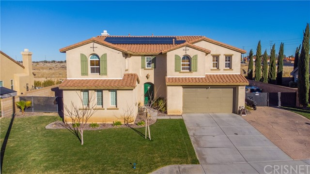 Detail Gallery Image 1 of 1 For 42830 58th St, Lancaster,  CA 93536 - 5 Beds | 5 Baths