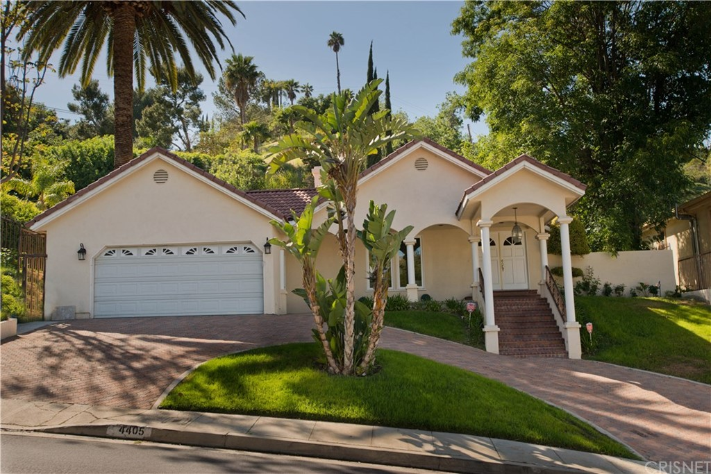 4405 ALONZO Avenue, Encino, California 91316- Oren Mordkowitz