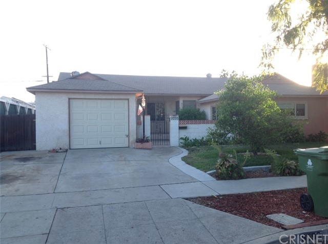 Single Family Home for Sale at 9555 Sandusky Avenue Arleta, California 91331 United States