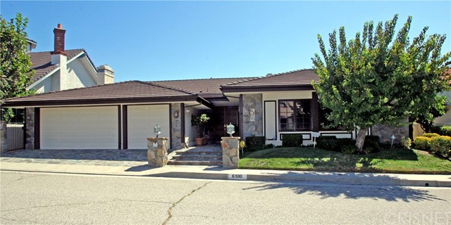 6100 Woodland View Drive, Woodland Hills CA 91367