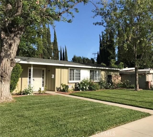 Single Family Home for Rent at 7854 Corbin Avenue Reseda, California 91335 United States