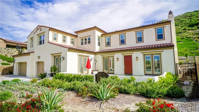 Single Family Home for Sale at 24943 Old Stone Way Stevenson Ranch, California 91381 United States